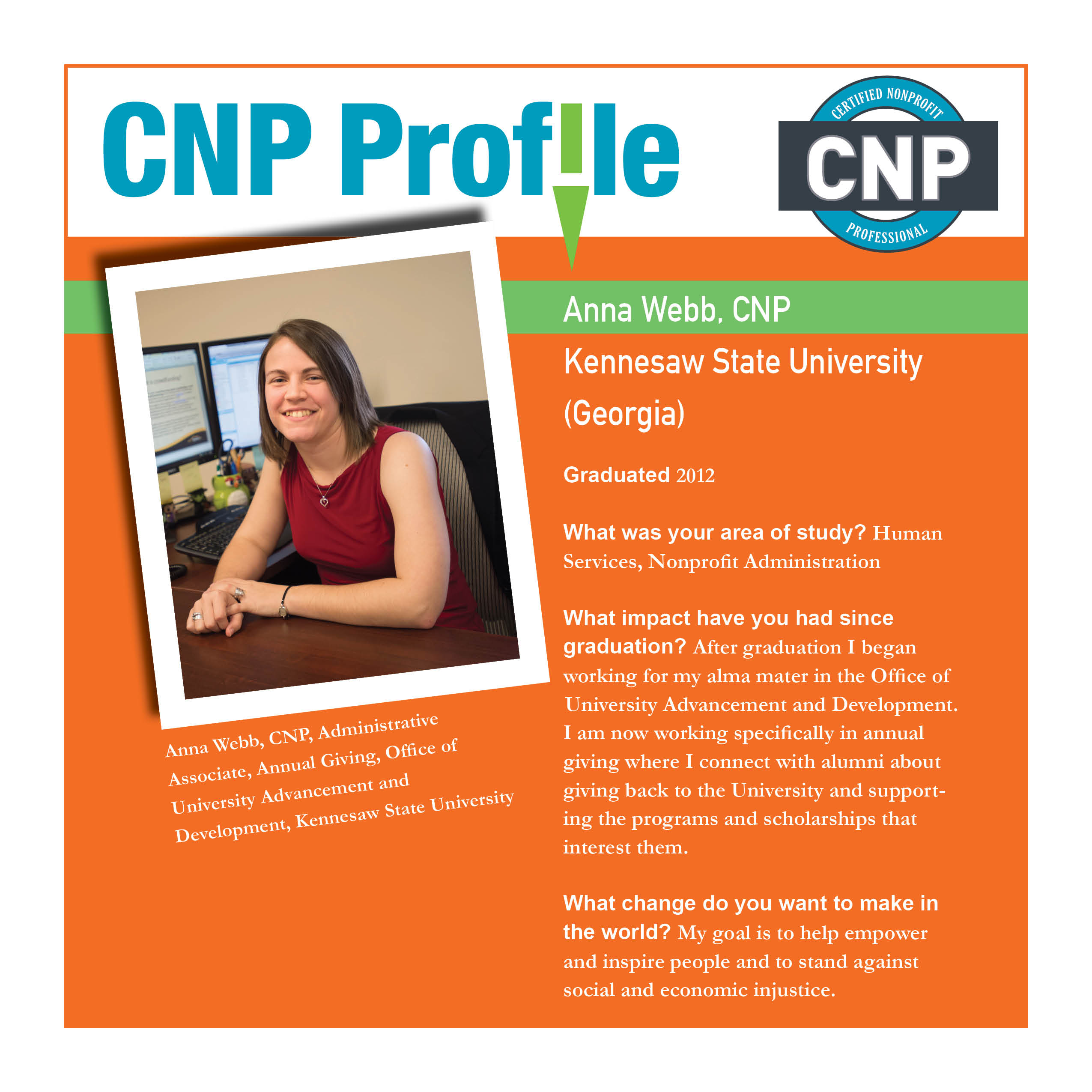 Kennesaw Student Profile