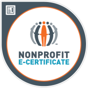 Digital Badge for Certified Nonprofit Professional course